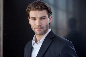 Actor Headshots Photographer Toronto - David Chang